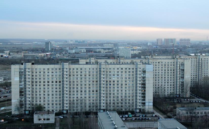 Фрунзенский район СПб